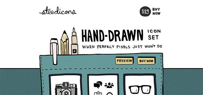 Tendencias de diseño 2015- ilustraciones a mano