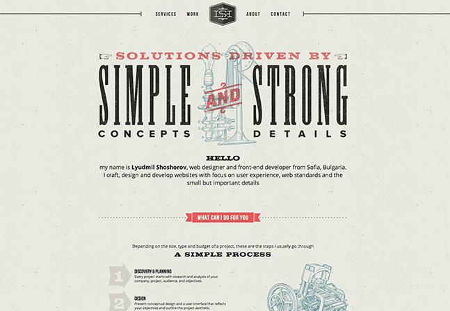 Tendencias de Diseño - Tipografía Creativa