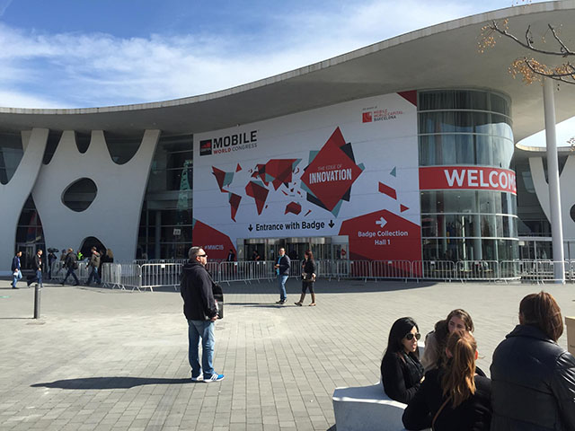Mobile World Congress en Barcelona - EMB Presente