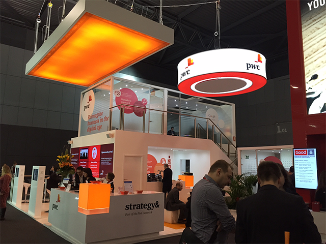 Mobile World Congress 2015 - EMB Partner