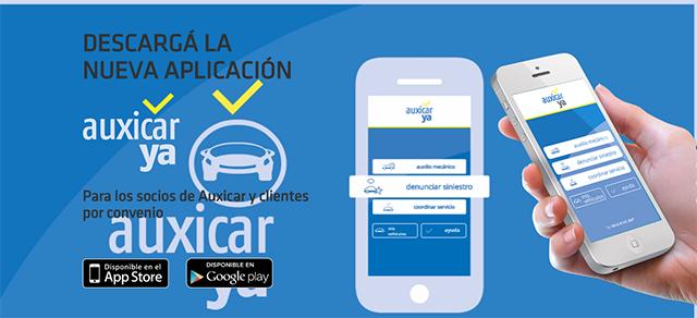 Top 5 de Apps Uruguayas- Auxicar Ya
