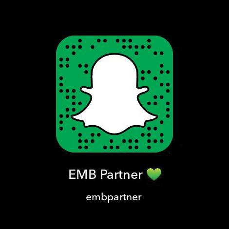 Snapchat de EMB Partner