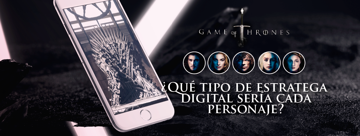 SI los personajes de Game of Thrones fueran Community Managers