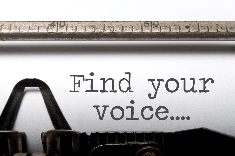 Cómo encontrar la voz de la marca