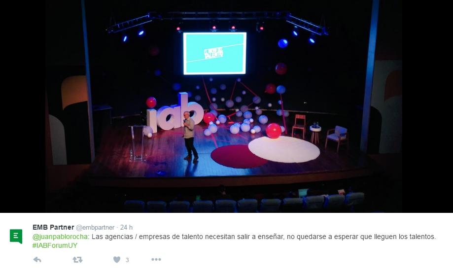 Juan Pablo Rocha - IAB Forum 2016