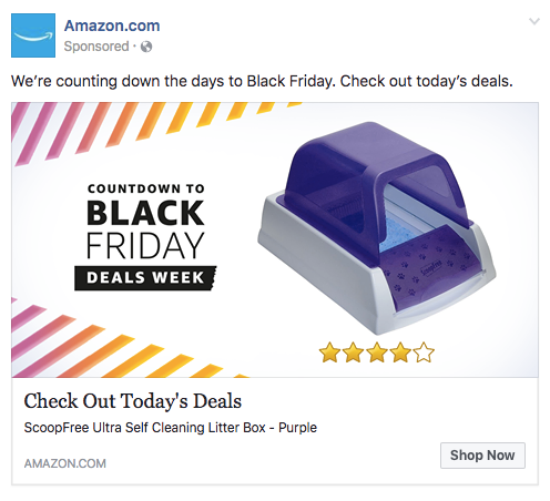 amazon newsfeed litter box