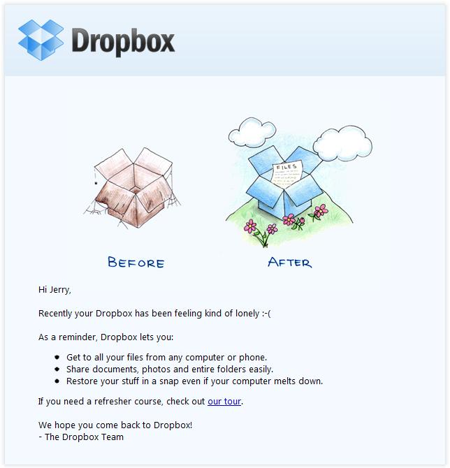 Ejemplos de buenas campañas de Email Marketing