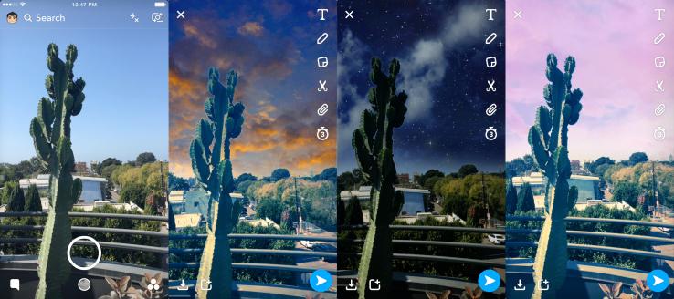 sky-filter